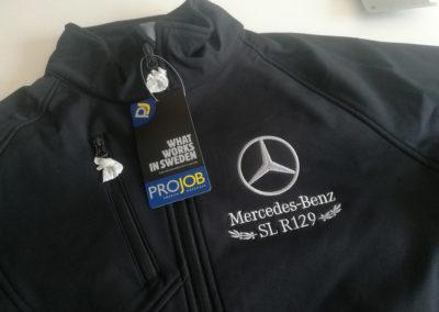 Mercedes projob hafciarnia mazury