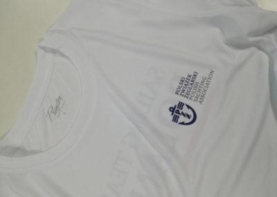 PZZ PZŻ koszulka Printer Run hafciarnia mazury
